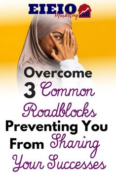 Overcome 3 Common Roadblocks Preventing You From Sharing Your Successes ~ Meg Brunson Facebook Marketing Strategy, About Facebook, Reality Of Life, Self Promotion, Back Off, Know The Truth, Growing Your Business, Make Money Blogging, Productivity