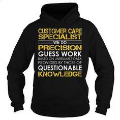 Customer Care Specialist Job Title #hoodie #fashion. MORE INFO => https://www.sunfrog.com/Jobs/Customer-Care-Specialist-Job-Title-Black-Hoodie.html?id=60505