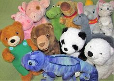 Kohl's Cares Plush Lot 12 Stuffed Animals Characters Boynton Pig Dog Corduroy ++ #Kohls