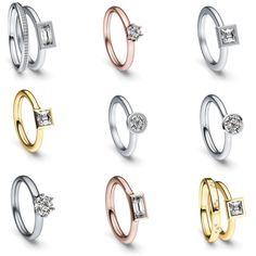 Henrich & Denzel - Design Your Own Rings - ORRO Contemporary Jewellery ...
