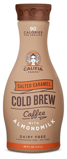 Salted Caramel Cold Brew
