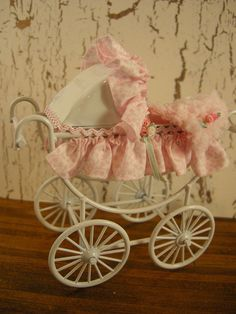 Dollhouse stroller