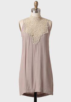 Modern Austen Tunic Dress | Modern Vintage Dresses