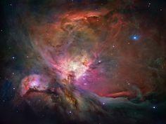 hubble telescope pictures of orion | Orion nebula hubble 2006 mosaic 1600 imagen fotografia a descargar ...