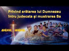 """#muzică_creștină #Evanghelia_imn #poezie #imn #creștinism #Evanghelie #Împărăţia #biserică Dumnezeu Atotputernic spune: """"Nimeni în afară de El nu poate ști toate gândurile noastre sau nu poate avea o astfel de înțelegere a naturii și esenței noastre sau nu poate judeca răzvrătirea și corupția omenirii sau vorbi și lucra printre noi astfel în numele Dumnezeului din ceruri. Nimeni în afară de El nu poate avea autoritatea, înțelepciunea și demnitatea lui Dumnezeu; God, Genere, Youtube, Movies, Movie Posters, Bible, Author, Dios, Films"""