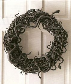 Snake Wreath Pictures, Photos, and Images for Facebook, Tumblr, Pinterest, and Twitter