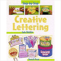 STEP BY STEP CREATIVE LETTERING CHILDRENS BOOK BRAND NEW £3.49+FREE POSTAGE