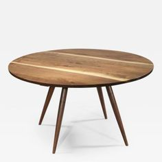 George Nakashima Rare Drop Leaf Table Desk by George Nakashima ...