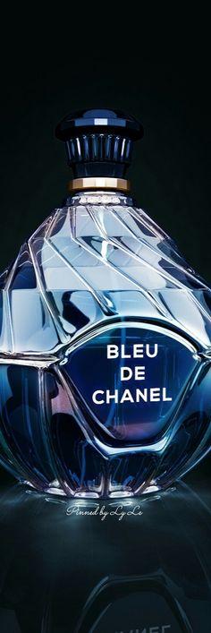 #bleudechanel #Chanel #blue #fragrance