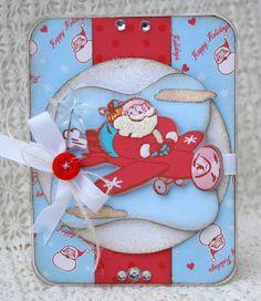Santa Flying an Airplane? by chelemom @2peasinabucket