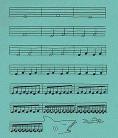 Funny joke for musicians!