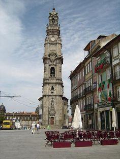 Clérigos Tower (1754-1763), Porto, Portugal pictures on theredlist.com