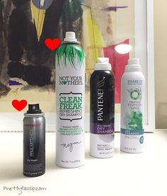 BEST and WORST Dry Shampoos! Plus... learn the secret to getting the best results from your dry shampoo!