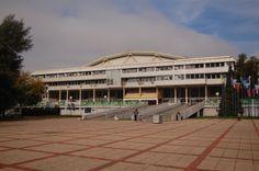 at Dom Sportova