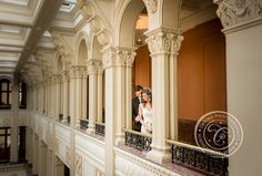 Landmark Center St Paul MN Wedding | Minneapolis wedding photographer Carina Photographics