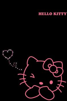 My fave pic of Hello kitty...