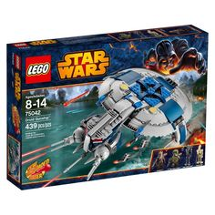 Lego Star WarsDroid Gunship 75042