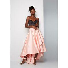 Pale Pink Queen Of Spades Dress