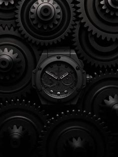 Intersection Magazine by Charles Helleu Ad Photography, Watches Photography, Advertising Photography, Jewelry Photography, Product Photography, Black Gold Jewelry, Black Rings, Rolex Oyster Perpetual, Cool Watches