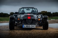 Caterham Introduces 'Midly Saner' Seven 620S
