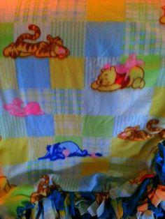 fleece blankets, fleec blanket, blanket idea