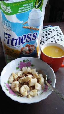 afra3szafra - moje testowanie : Płatki Nestle Fitnes Jogurtowe #AMBASADORKANESTLEFITNESS #POPROSTUFIT Nestle Fitness, Oatmeal, Breakfast, Blog, The Oatmeal, Morning Coffee, Rolled Oats, Blogging, Overnight Oatmeal