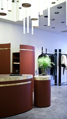 New Bymalenebirger store, designed by Dimore Studio! Just beautiful!