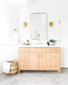 Is your home in need of a bathroom remodel? Give your bathroom design a boost with a little planning and our inspirational 65 Most Popular Small Bathroom Remodel Ideas on a Budget in 2018 Bathroom Trends, Bathroom Renovations, Bathroom Ideas, Bathroom Bin, Glass Bathroom, Aqua Bathroom, Bathroom Designs, Mosaic Bathroom, Ikea Bathroom Vanity