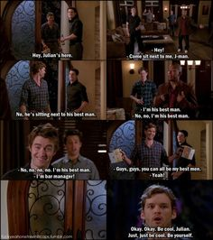 One Tree Hill - The Best Men (Julian, Nathan, Skills, Clay, and Chase)