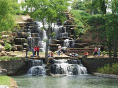 Spring Park (Tuscumbia, AL)- need parks like that around here!!!!