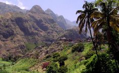 Santo Antao - Cape Verde. Wild lush volcanic Islands off the coast of Senegal - went here on honeymoon - can't wait to go back.