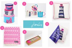 Adding colour with Joules Homeware