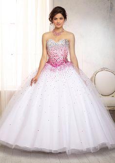 Quinceanera Dress #88086 - Quinceanera Moda