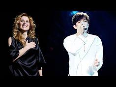 Самый ожидаемый Дуэт Димаш и Лара Фабиан! The most anticipated duet is Dimash and Lara Fabian! Soon! - YouTube