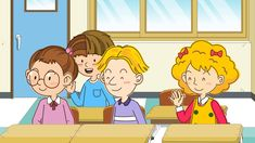 Good morning. - How are you? (Easy Dialogue) - English video for Kids - ...