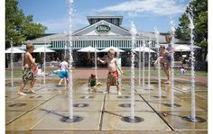 Easton Town Center fountains 160 Easton Town Center Columbus, Ohio 43219