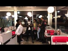 Ayo & Teo | Waffle House Turn Up/Remake - YouTube