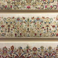 #benakimuseum #embroidery Textile Fabrics, Textile Patterns, Benaki Museum, Greek Art, Pop Up, Folk Art, Ms, Ornament, Weaving