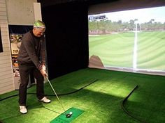 Golf Clubs Play on 100 beautifully designed golf courses with the base pack 2 golf simulator by ProTee Cheap Golf Clubs, Best Golf Clubs, Golf Club Grips, Golf Pride Grips, Public Golf Courses, Best Golf Courses, Golf Mk4, Golf Room, Golf Tips Driving