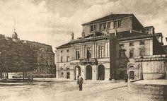 Das Alte Hoftheater 1900 - von Zeit zu Zeit - Stuttgarter Zeitung