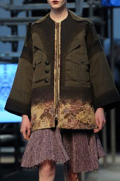 Antonio Marras Fall 2014 Ready-to-Wear - Collection