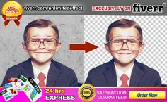 remove or Change Any BACKGROUND Professionally by unlimitedeffect