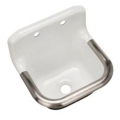 American Standard Lakewell Wall Mount Bathroom Sink In White | Bathrooms |  Pinterest | Wall Mounted Bathroom Sinks, American Standard And Wall Mount