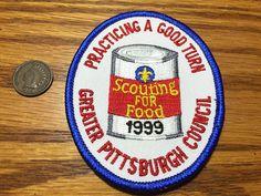 2011 Pow Wow Pocket Patch  BSA Suffolk Co Council NY