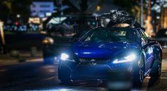 Lexus LC 500 2018 Black Panther, la nueva estrella de cine - http://autoproyecto.com/2017/07/lexus-lc-500-2018-black-panther.html?utm_source=PN&utm_medium=Pinterest+AP&utm_campaign=SNAP