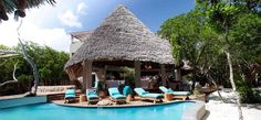 The tiny island of Vamizi, off the coast of Mozambique in the Indian Ocean, is extraordinary. And now, guests can stay in one of six private villas, thanks to tour firm andBeyond. Villas, Mozambique Beaches, Tropical Architecture, Clean Beach, Beach Villa, Luxury Accommodation, Island Resort, Africa Travel, Lodges