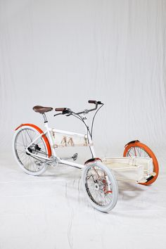 Oregon Manifesto - Fuse Project x Sycip - cargo bike