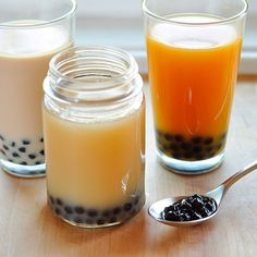 bubble tea!