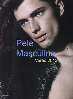 Über-Especial: Pele masculina verão 2013 - Maquiagem
