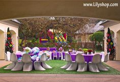 Willy Wonka Birthday Party via Lilyshop Blog by Jessie Jane
